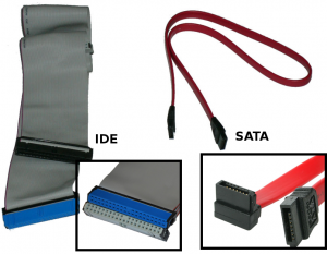 IDE SATA hard drives