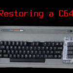 Restoring a Commodore 64