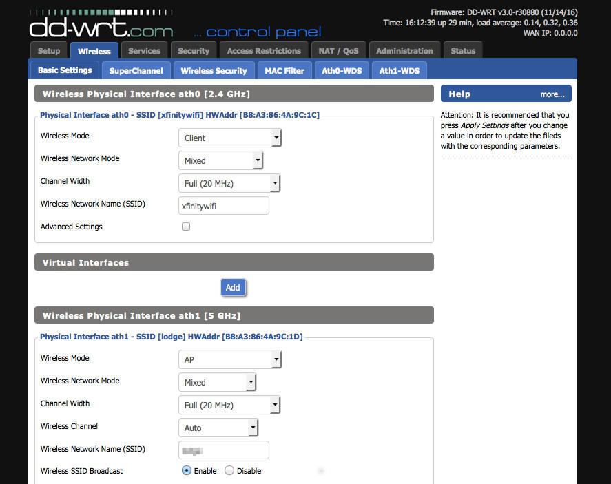 DD-WRT Universal Repeater for Atheros - Unix Samurai